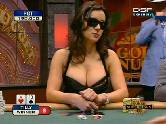poker face game show