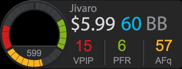 Jivaro poker software