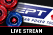 EPT Super High Roller im Live-Stream