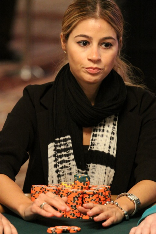 Erika moutinho poker become a poker dealer in florida