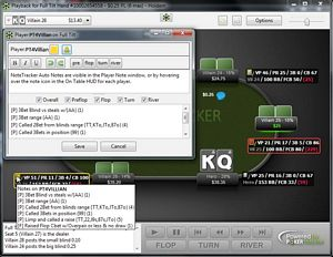 NoteTracker do PokerTracker 4