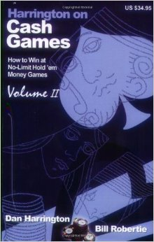 Harrington on Cash Games, Volume II