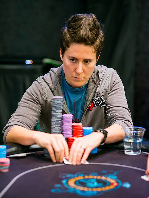 Vanessa Selbst poker