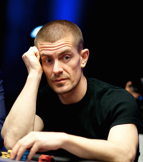 Gus Hansen poker