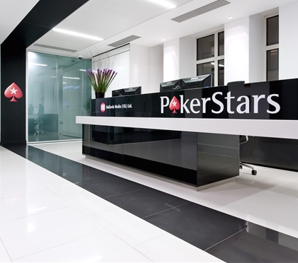 pokerstars office