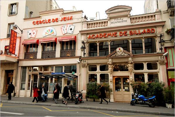 Le Cercle Clichy-Montmartre est toujours en activité !