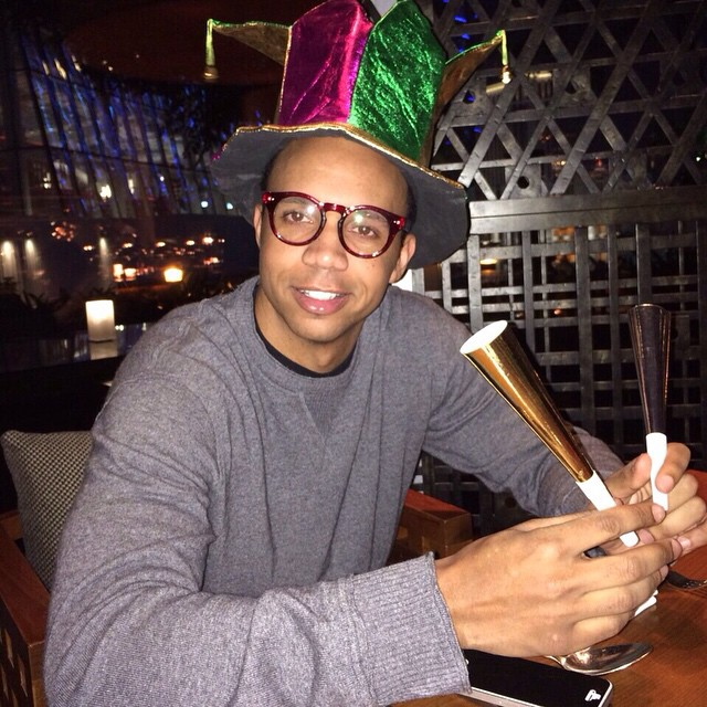 Phil Ivey partying