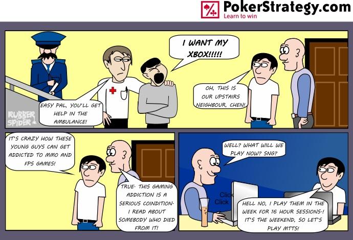 6 old poker addict bastards gangbang easy angelina 6