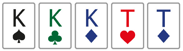 Royal Flush: A Royal Flush is the absolute best hand you can get in poker  and consists of consecutive 10, Jack, Queen, King and Ace of the same suit,  ...