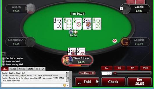Poker lessons dublin