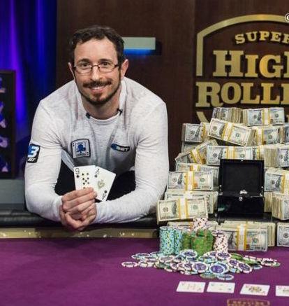 Virtue Poker ambassador Brian Rast