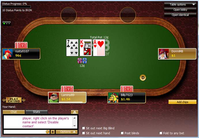888poker Software Client