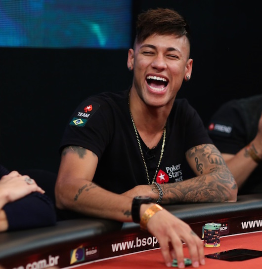 News: Are Neymar and Ronaldo paying off for PokerStars?