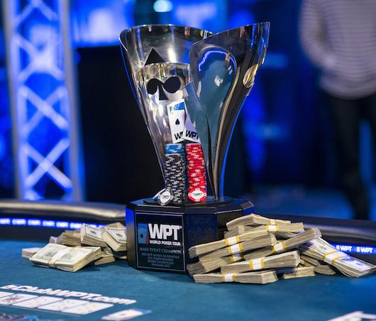 wpt trophy poker