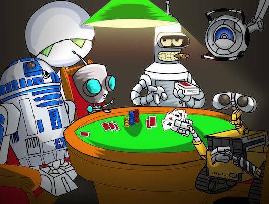 poker robots