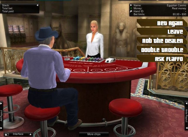 News: GTA 6 to include real money online poker