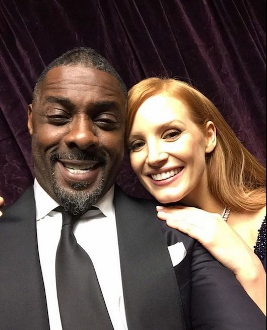 Molly's Game stars