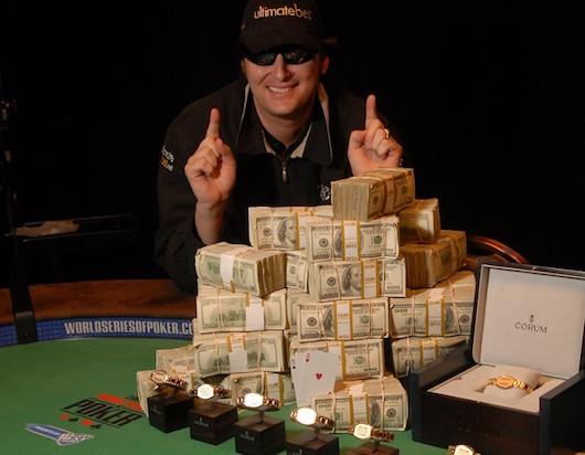 Hellmuth bracelets poker