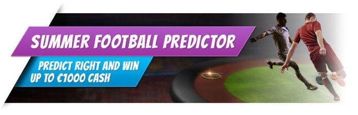 Summer Football Predictor   William Hill (iPoker Network