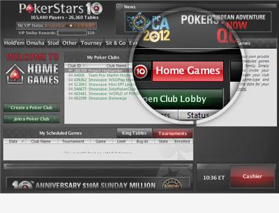 News: Play in the Weekend Series of Poker II