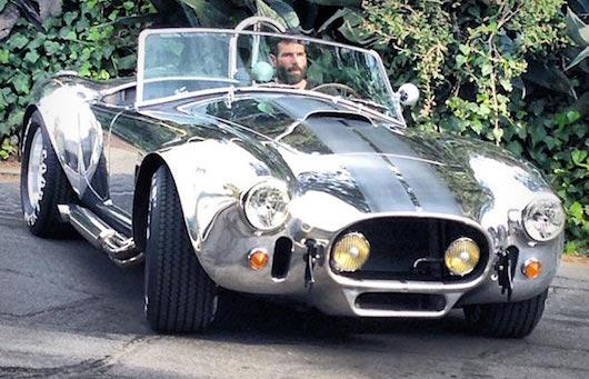 Dan Bilzerian race car
