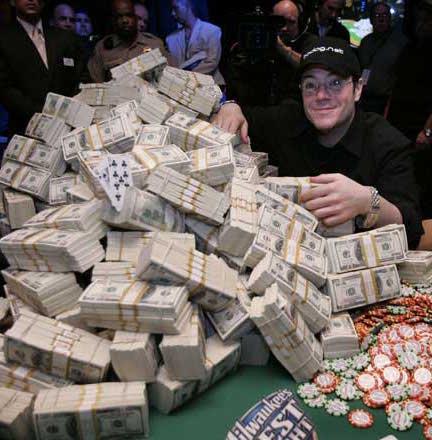 Jamie Gold cash