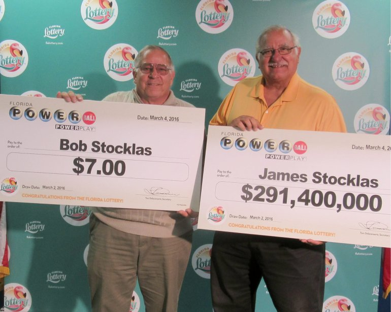 powerball brothers