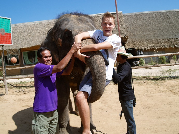 Ferradura со слоном