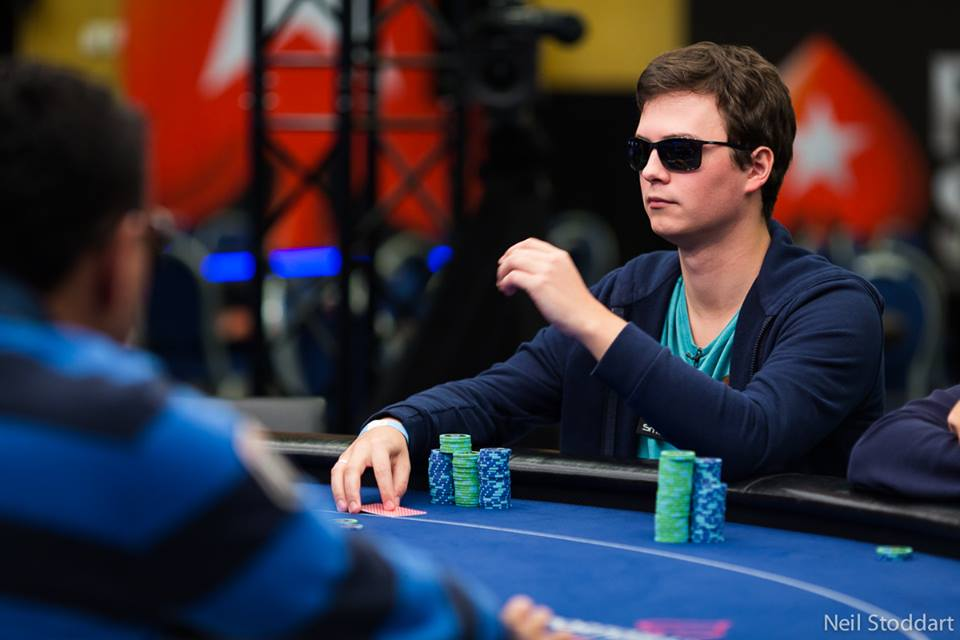 Dominik Pańka poker