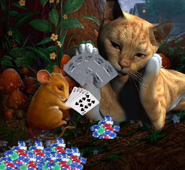 Image result for mouse in poker