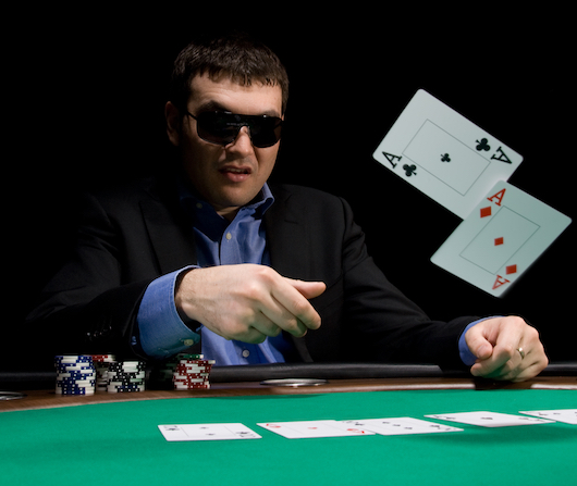 Poker hands to always fold
