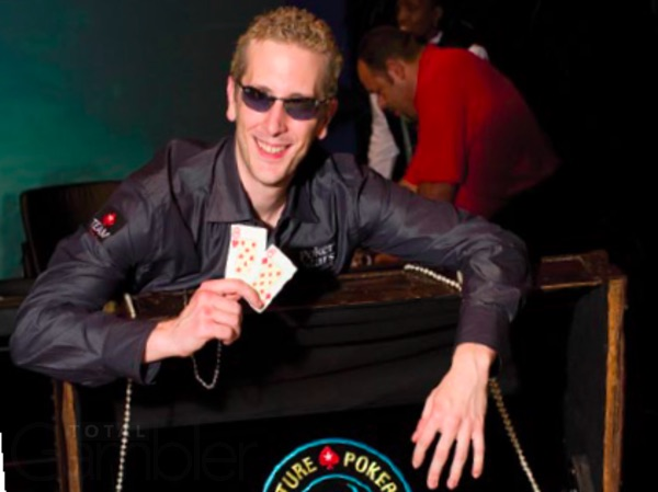 ElkY winning his EPT title at the PCA