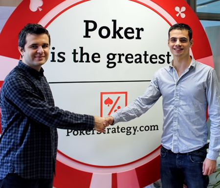 SpinLegends Alvaro PokerStrategy