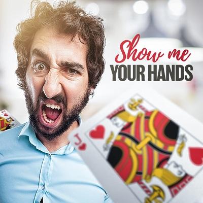 Promoción Show me your hands