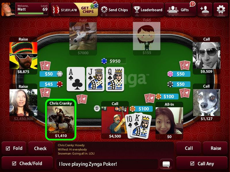 Zynga poker table rake world series of poker high stakes best cash game