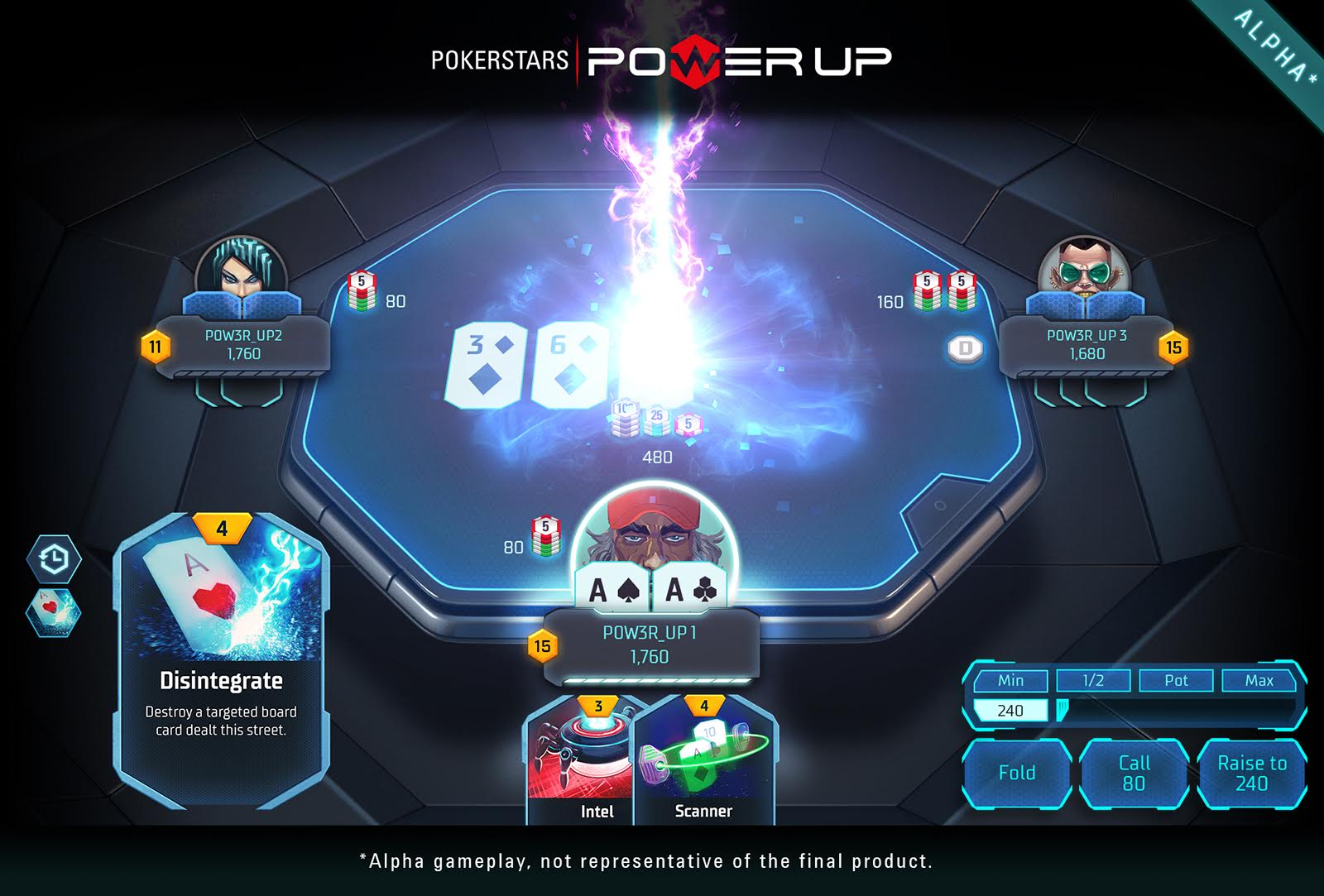 Power Up PokerStars