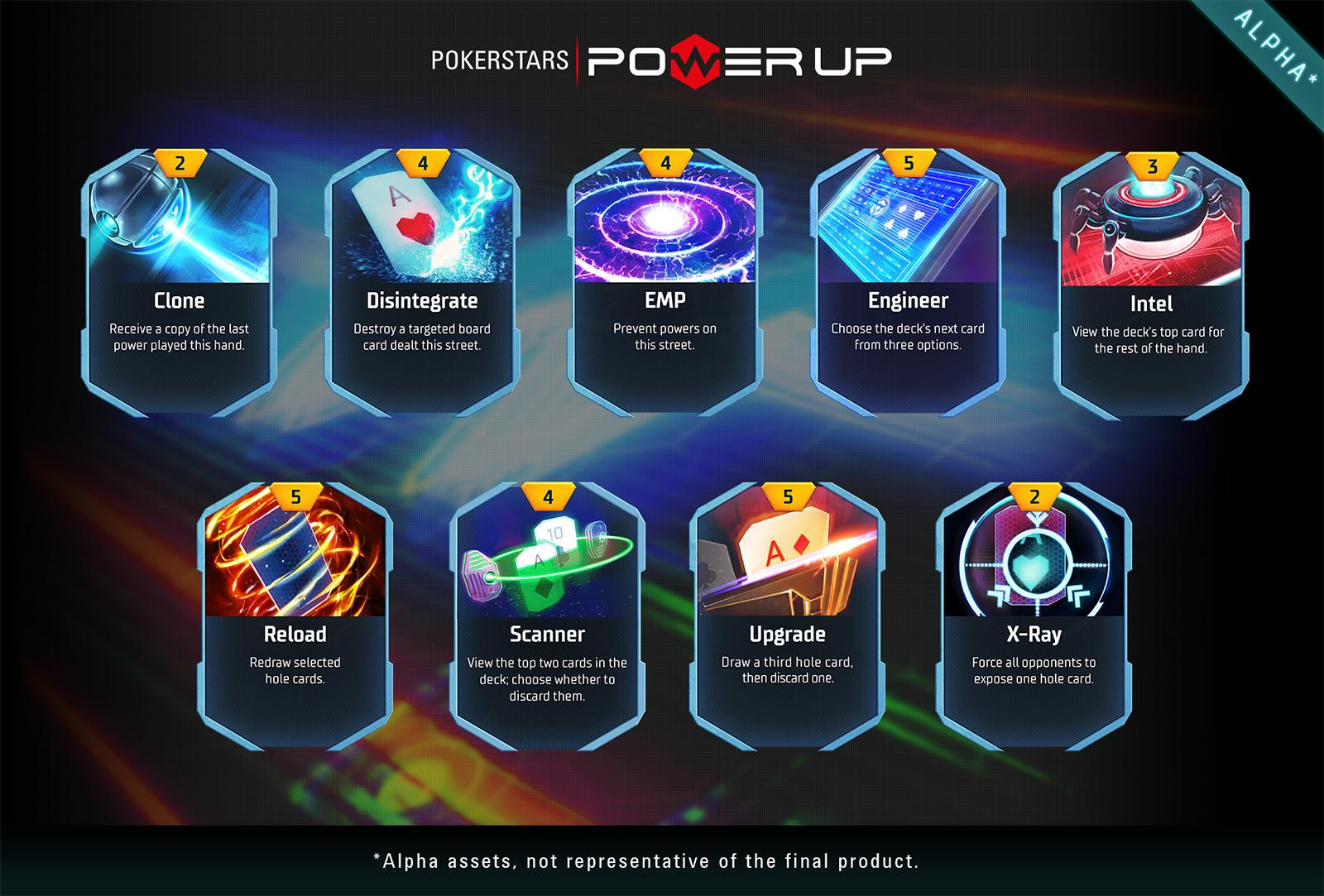 Pokerstars Power Up
