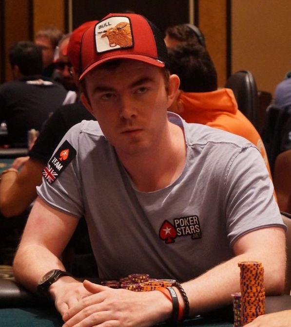 Jake Cody playing poker