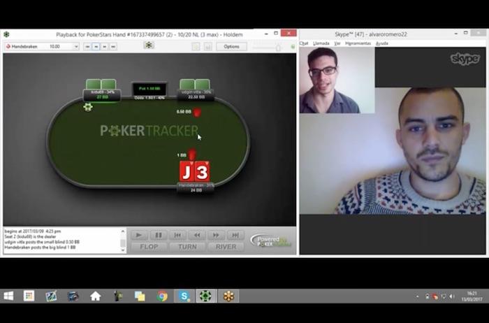 spin & Go poker video