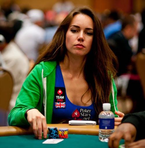 Liv Boeree of PokerStars