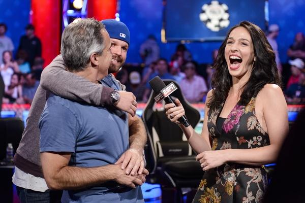 TV poker ESPN