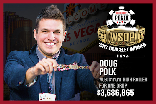 Doug Polk 2017 WSOP