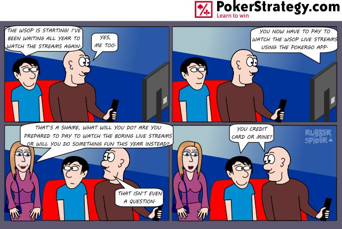 Funny Poker Cartoons Live stream