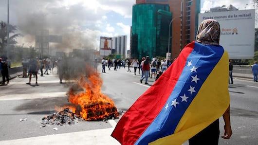 Venezuela is in economic crisis right now