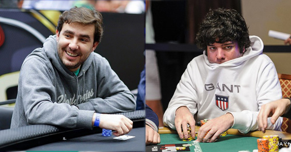 Brasil e Portugal no WSOP Main Event 2017