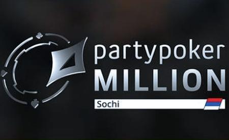 partypoker MILLIONS Russia