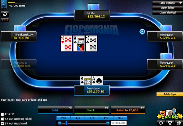 покер flopomania