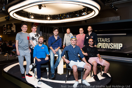 PokerStars championship high roller final table