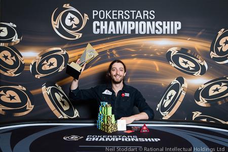 Igor Kurganov wins PokerStars Championship