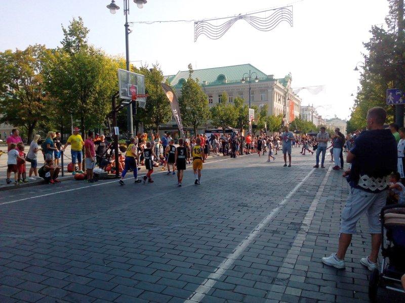 Марафон в Вильнюсе